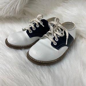 Vintage Toddler Saddle Oxfords - Stride Rite